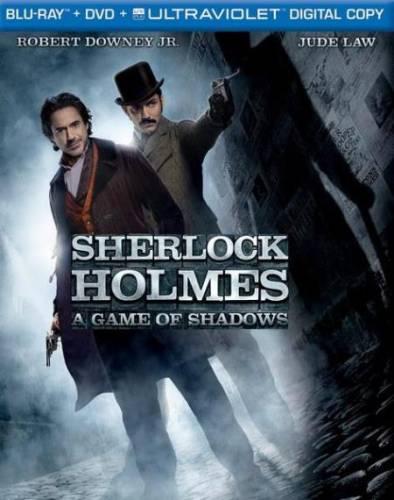 Скачать шерлок холмс игра теней 2011
